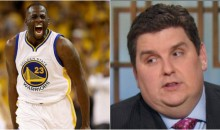 Draymond Green Calls ESPN's Brian Windhorst Mr. 'No Neck' For Bringing Up His Name (VIDEO)