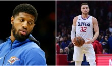 REPORT: Clippers Tried To Trade Blake Griffin For Paul George