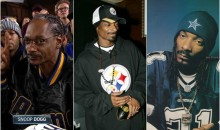 Social Media Questions Snoop Dogg's Loyalty After He Shows Up As A New Rams Fan (TWEETS)