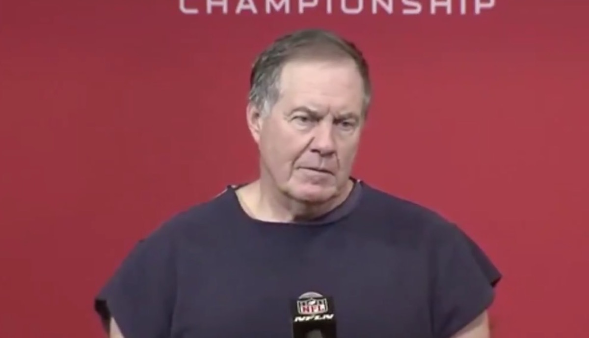 Bill Belichick, Patriots playing 'catch-up' in Philadelphia Eagles Super Bowl prep