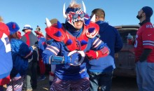 Jacksonville Forced To Open Tailgate Lot 2 Hours Early Because Of Bills Fans (PICS)