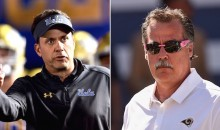 Rams Add UCLA's Jedd Fisch to Coaching Staff, Fans FREAKED OUT Thinking It Was Jeff Fisher (TWEETS)