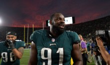 Eagles DT Fletcher Cox Claims He's Never Watched a Super Bowl, Quickly Gets Called Out For Lying (VID + TWEETS)