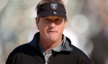 Jon Gruden Expected To Be Named Raiders Head Coach After Final Broadcast With ESPN