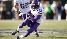 Vikings' Terence Newman Upset At The NFL For Making Him Take 3rd Drug Test In Just Over A Month