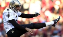 Vikings Fans Have Raised More Than $60K For Saints P Thomas Morstead's Foundation For An Awesome Reason