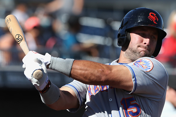 Mets give Tim Tebow major-league invite to spring training
