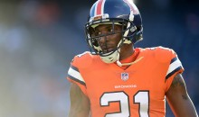 REPORT: Denver Broncos Expected To Try & Trade Aqib Talib