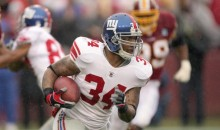 Ex-New York Giants RB Derrick Ward Accused of Domestic Violence & Threatening To Kill Wife