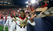 Bulldogs' Davin Bellamy Attempting To Trademark 'Humble Yourself' After Yelling It To Baker Mayfield