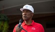 Julius 'Dr. J' Erving Hospitalized After Falling ill At 76ers Game