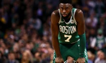 Jaylen Brown: Trump Made It 'More Acceptable For Racists To Speak Their Minds'