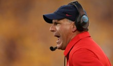 WHOA! Rich Rodriguez Had His Wife & Side-Chick On The Arizona Sideline At Same Time For Games