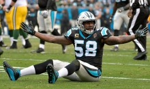 Panthers LB Thomas Davis Tells The Saints To 'Humble Yourself' After Playoff Loss