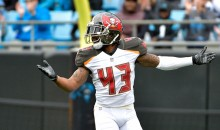 Tampa Bay Bucs' T.J. Ward Arrested For Marijuana Possession