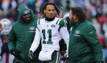 Cop Details How Jets WR Robby Anderson Threatened To Nut In His Wife's Eye