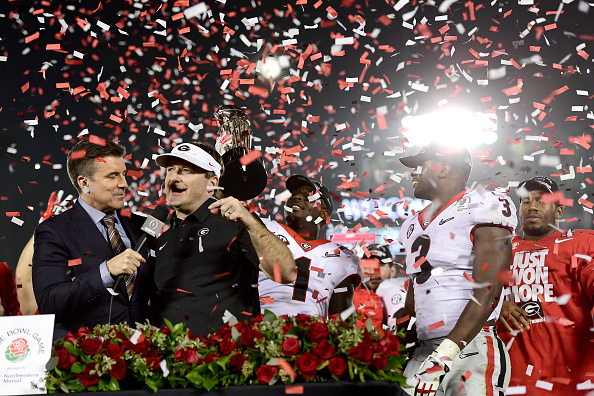 National championship game ticket prices skyrocket following Georgia's Rose Bowl win