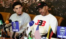 Big Baller Brand Is Sliding In DMs of Top HS Recruits & Getting Turned Down For His Pro League
