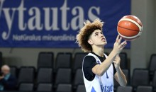 "LaMelo Ball's Head Coach: ""You Can't Control That Little Chipmunk"""