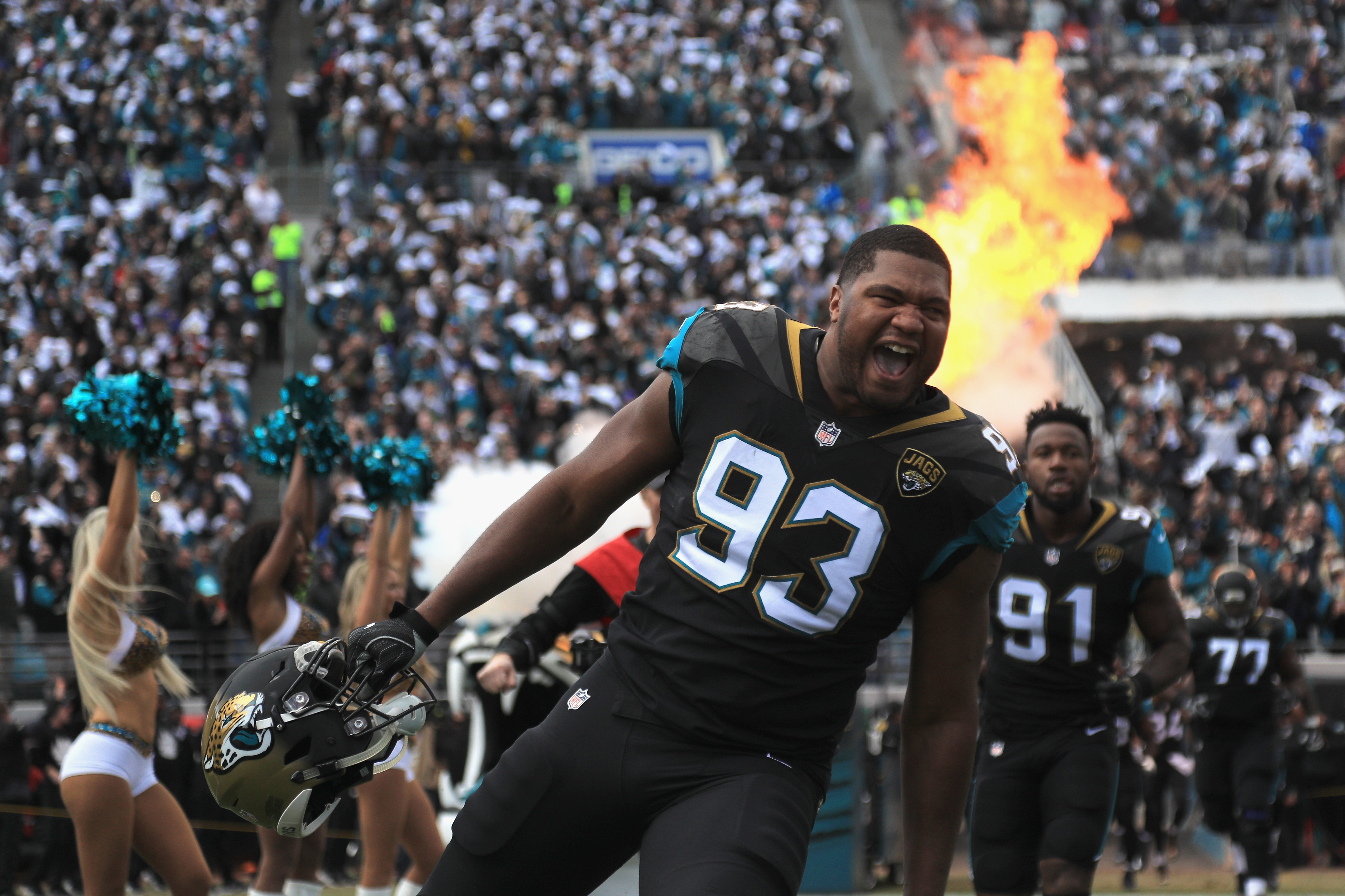 Bengals fans say thanks by donating to Bortles Foundation for beating Steelers