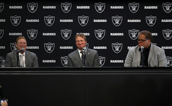 National Football League to see if Raiders violated Rooney Rule