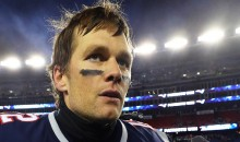 REPORT: Tom Brady Had Four Stitches Put In Around His Knuckle