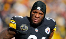 Jaguars Players Yelled For Le'Veon Bell To Go Ahead & Retire After Losing Playoff Game