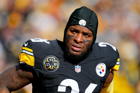 Franchise tagged Le'Veon Bell to Steelers: See you in Week 1