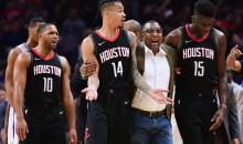 NBA Suspends Trevor Ariza & Gerald Green 2 Games For Aggressively Entering Clippers Locker Room