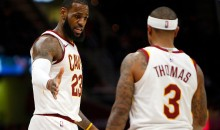 LeBron James is Reportedly Pissed He Got Stuck With Isaiah Thomas Instead of Paul George & Eric Bledsoe