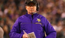 Eagles Fans Donate To Mike Zimmer Foundation As Behavior Apology