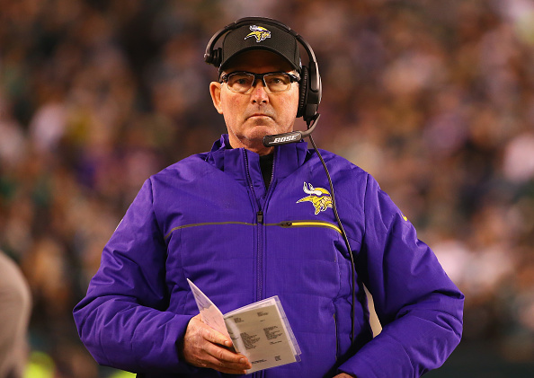 Eagles Fans Donate To Mike Zimmer's Foundation, Apologize For Bad Behavior