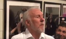 Watch Gregg Popovich Mock NBA Players And The Way They Fight (VIDEO)