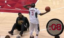 Atlanta Hawks Fan Gets Crossed Up By AND1 Legend Hot Sauce After Talking Trash (VIDEO)