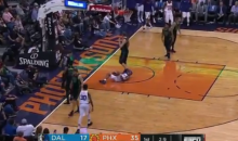 Isaiah Canaan Suffers Awful Leg Injury, Carted Away (VIDEO)