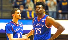 Police Called After Dude Tried to Give Kansas Basketball Players Free-Throw Advice At Dorm