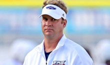 Lane Kiffin: I Look At Assistants' Wives To See 'If They Are Good Recruiters'
