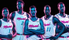 Miami Heat Vice City Uniforms Are Straight FIRE (VIDEO + PICS)