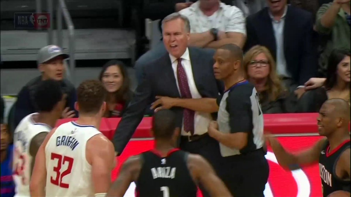 LA Clippers let game get physical in Chris Paul's return
