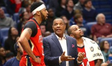 Pelicans Coach Says He'll Trade Anthony Davis to Boston…For the New England Patriots