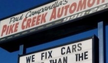 Pine Creek Automotive Trolls Patriots In EPIC Fashion…Again (TWEETS)