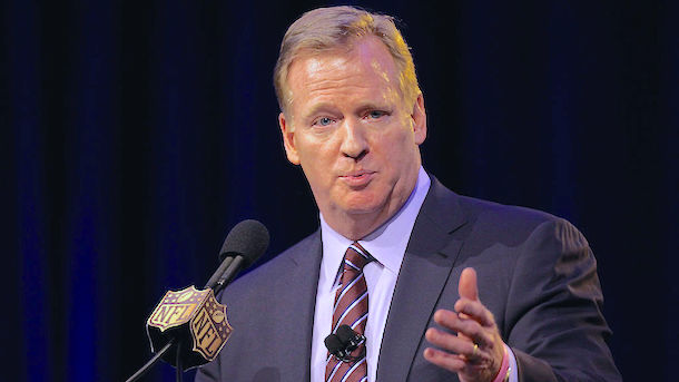 Roger Goodell addresses future of Redskins team name