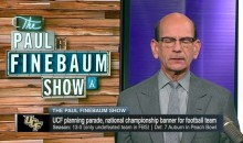 SEC Network's Paul Finebaum Is Pissed That UCF Is Calling Itself the 'National Champions' (VIDEO)