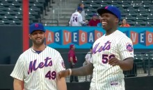 Mets Offer 50 Cent a Chance to Redeem Himself For Historically Bad First Pitch (VIDEO + TWEET)