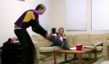 This Vikings Fan DID NOT Handle His Team's Loss Very Well (VIDEO)