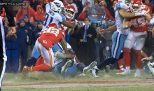 Sean McDonough's Voice Cracked As He Called A Chiefs TD That Was Called Back (VIDEO)