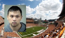 Man Threatens Mass Shooting At Jaguars-Steelers Game, Gets Arrested (VIDEO)
