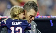 Tom Brady Hopes Radio Host Isn't Fired Over Disparaging Comments About Daughter (VIDEO)