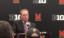 Watch ESPN OTL Reporter Grill An Angry Tom Izzo With Sexual Assault Questions (VIDEO)
