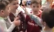 Adorable Little Vikings Fans Talking About Vikings Game Sure Are Adorable (Video)
